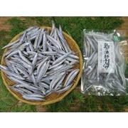 きびなご冷凍-30度(約1kg)&塩干1袋(約200g)セット(甑島産)