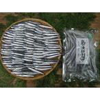 甑島産 生きびなご(1kg)&塩干1袋(約230g)セット
